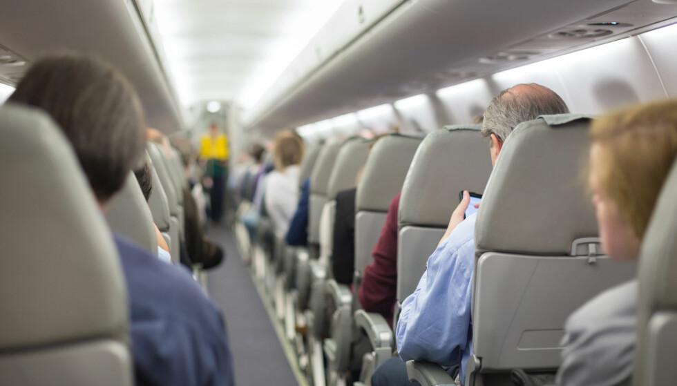 120 FLYSELSKAPER ER SVARTELISTET: EU svartelister flyselskap som ikke oppfyller sikkerhetskravene for å drive kommersiell flytrafikk i EU - og disse selskapene får ikke lov til å fly i EU-land. Du kan også sjekke sikkerhetsratingen til flyselskap hos Airlineratings.com. Foto: Shutterstock/NTB scanpix