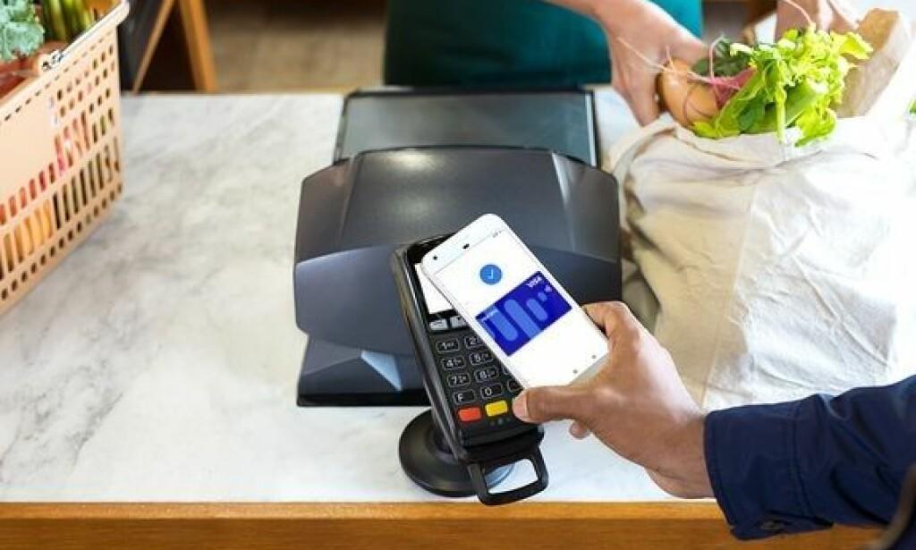 GOOGLE PAY: Google Pay lanseres i Norge. Foto: Google