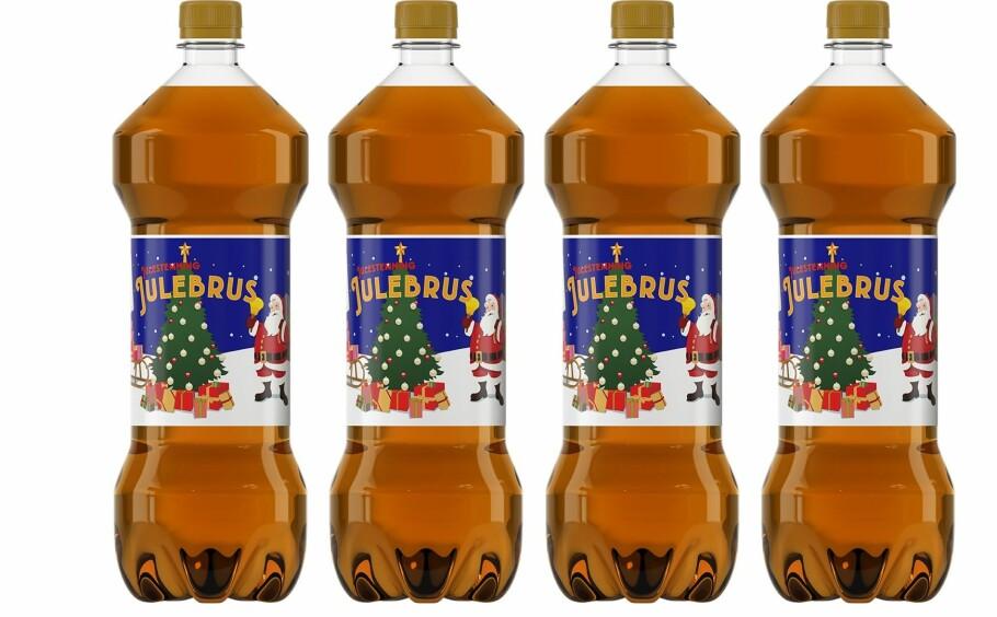 <strong>JULESTEMNING:</strong> Coca-Cola lanserer en egen julebrus kalt «Julesteming». Foto: Coca-Cola Company