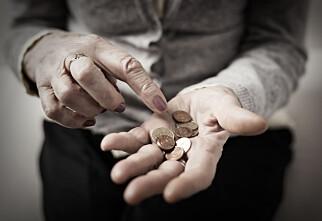 Dropper å spare til pensjonstilværelsen