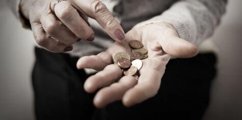 image: Dropper å spare til pensjonstilværelsen