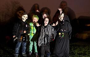image: Halloweens uskrevne regler - skrevet ned