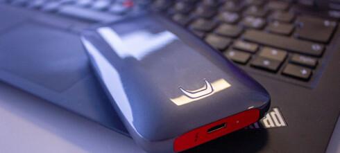 TEST: Verdens raskeste eksterne SSD