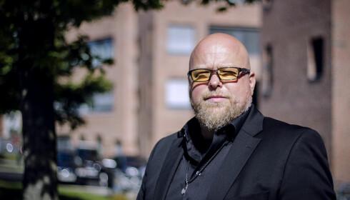 SIKKERHETSSJEF: THomas Tømmernes er sikkerhetssjef i Atea Norge. Foto: Atea