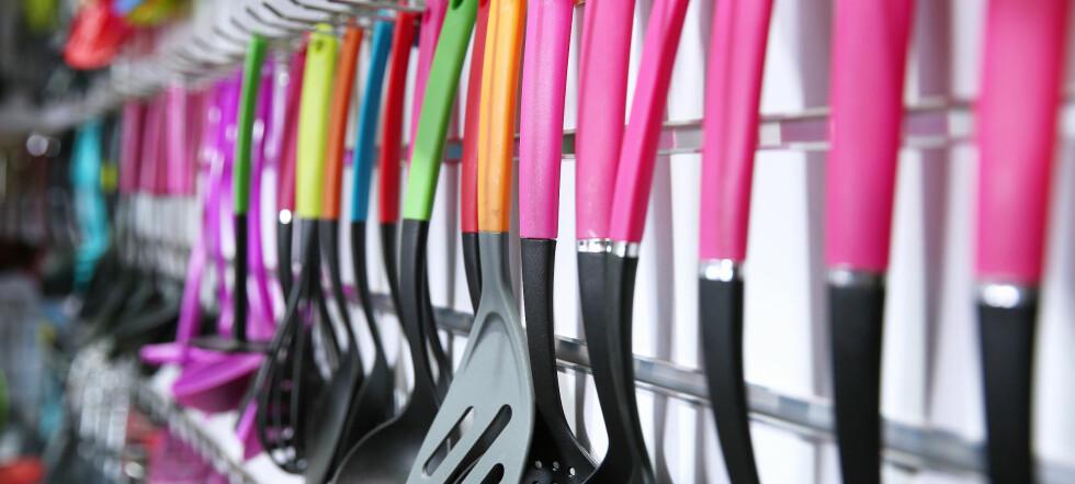 Avslører giftige stoffer i vanlige plastprodukter