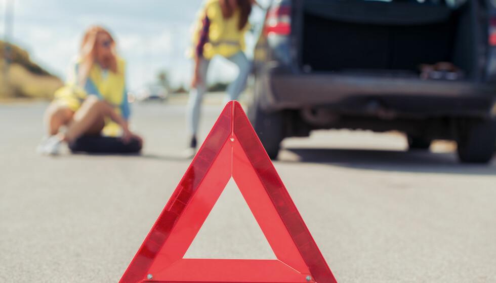 LYGER OM SKADER: Mens enkelte finner på fiktive skader, legger andre til ekstra info for å få mer i erstatning fra forsikringsselskapet. Foto: NTB Scanpix