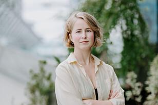 Anja Bakken Riise, leder i Fremtiden i våre hender. Foto: Fremtiden