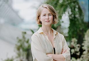 Anja Bakken Riise, leder i Framtiden i våre hender. Foto: Renate Madsen/ Framtiden i våre hender