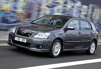 Airbag-problemer på 34.000 norske Toyota-biler