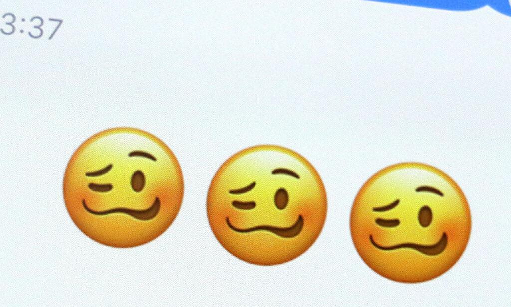 image: - Hva er denne emojien?!?