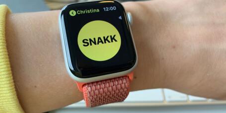 Ny Apple Watch-oppdatering klar. Forrige gang gikk det skikkelig galt