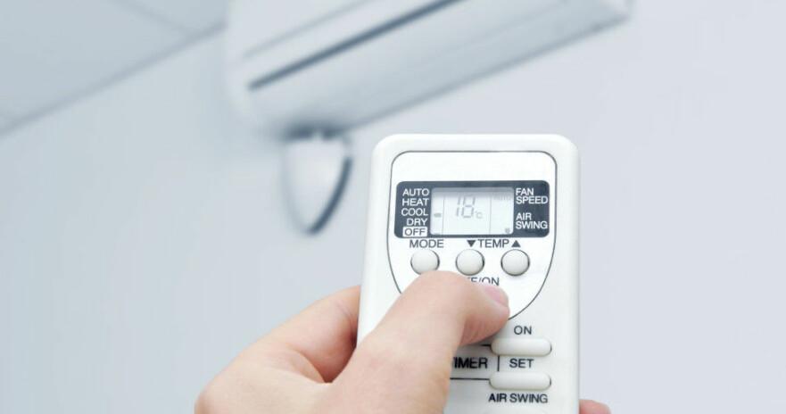 SPAR STRØM: En varmepumpe kan i mange tilfeller redusere strømregningen. Foto: Scanpix