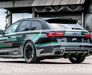 image: - Ny batteripakke gir denne bilen helt ville ytelser