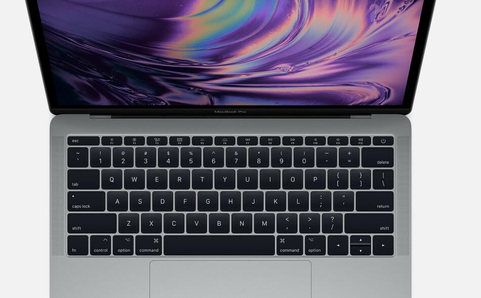 KAN MISTE DATA: Apple tilbyr gratis reparasjon av berørte Mac-er og iPhone X-enheter. Foto: Apple