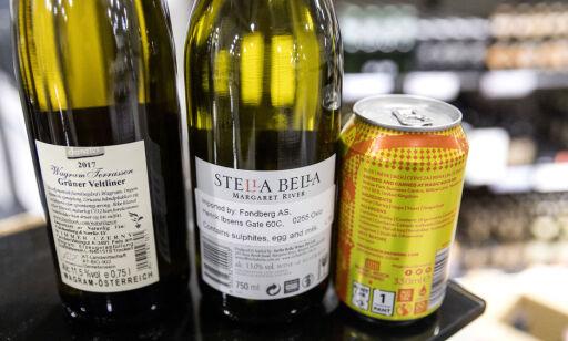 image: Flertall for ny alkoholmerking