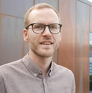 Sindre Farstad er rådgiver i Pensjonistforbundet. Foto: Pensjonistforbundet.