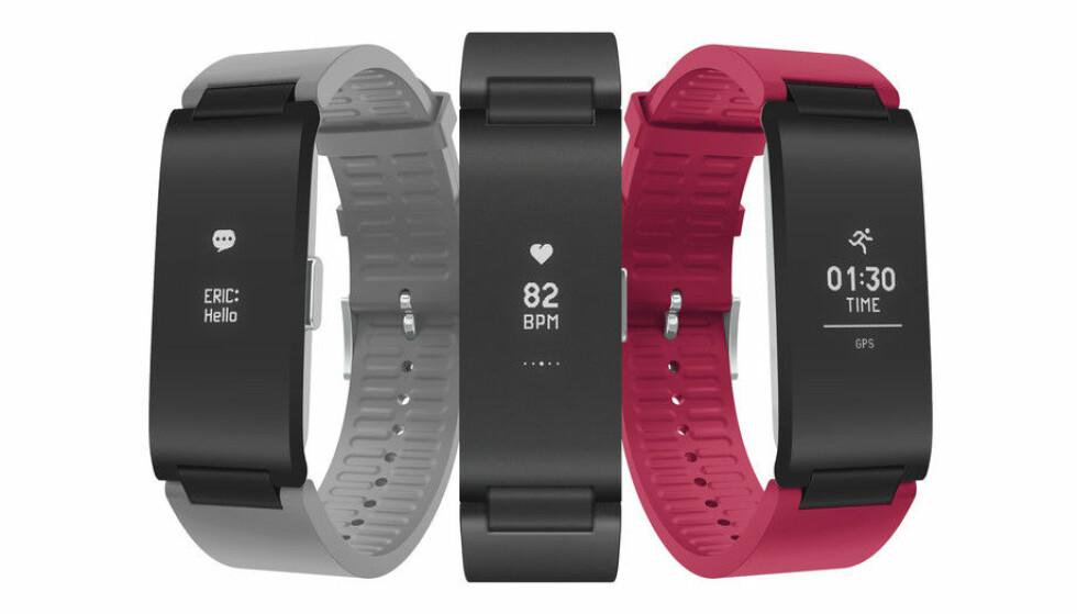 PULSE HR: Withings lanserer et nytt aktivitetsarmbånd, Pulse HR, etter bruddet med Nokia. Foto: Withings