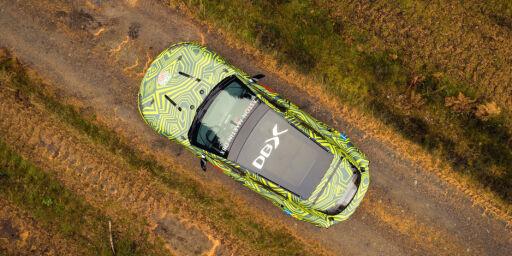image: Blir neste James Bond-bil en SUV?