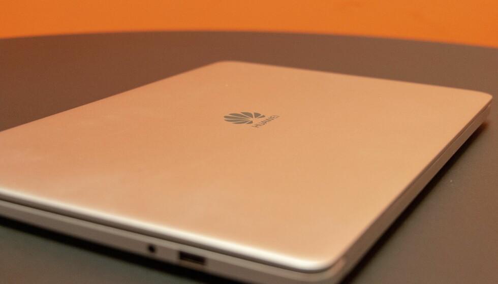 MateBook D gjør ingenting for å skille seg ut. Foto: Martin Kynningsrud Størbu