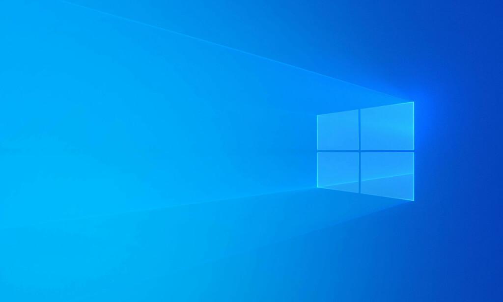 Windows 10 får en ny standardbakgrunn.