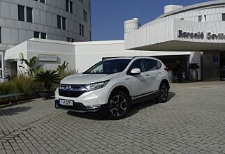 Endelig er «Norges-SUV-en» å få som hybrid