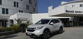 image: Test: Honda CR-V hybrid