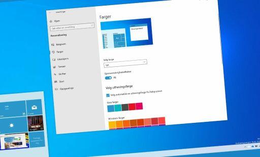 image: Slik har du aldri sett Windows før