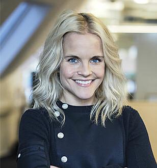 Kommunikasjonsrådgiver i Finn, Adéle Cappelen Blystad. Foto: Finn.no