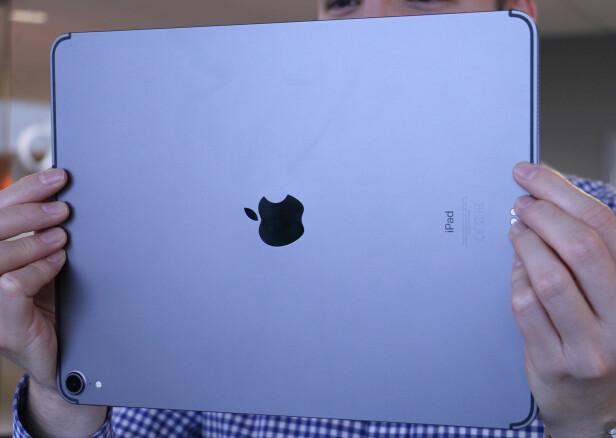 Apple: - Den erstatter lett PC-en din. Vi er ikke like sikre