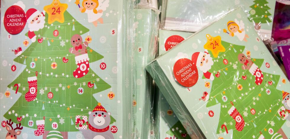 image: Nordmenn blar opp 1 milliard kroner på julekalendere