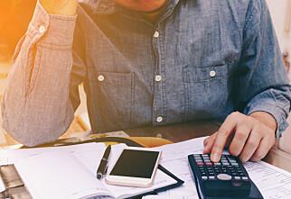Sjekk om du bør droppe halv skatt for å unngå skattesmell