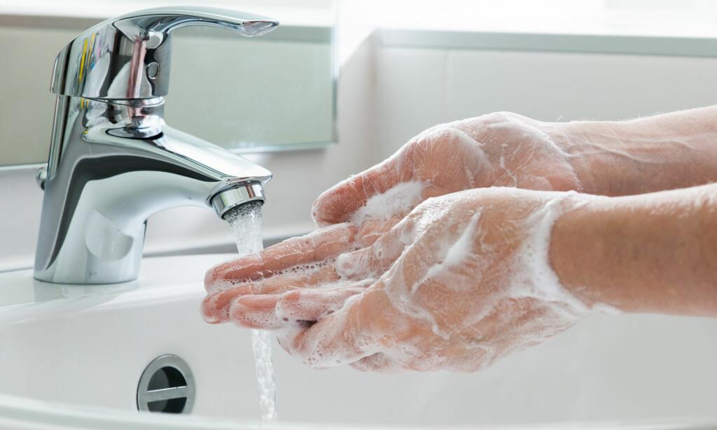 FARLIGE STOFFER I KOSMETIKK-PRODUKTER: Nå forbys farlige stoffer i såper, sjampo, sminke og deodoranter - ja, generelt gjelder forbudet alle personlige pleieprodukter som vaskes av ved vanlig bruk. Stoffene forbys fordi de kan være svært miljøskadelige og noen er også hormonforstyrrende. Foto: Shutterstock/ NTB scanpix