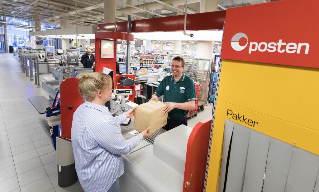 image: Posten frykter «svenske tilstander» og pakkekaos når 350-kronersgrensen ryker