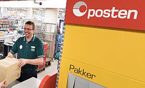 image: Posten frykter «svenske tilstander» og pakkekaos