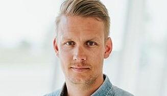 <strong>PR-SJEF:</strong> Erik Trosby i Volvo Car Norway. Foto: Volvo