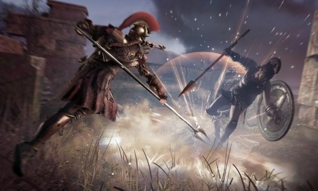 Nytt år, nytt Assassin's Creed. Foto: Ubisoft.