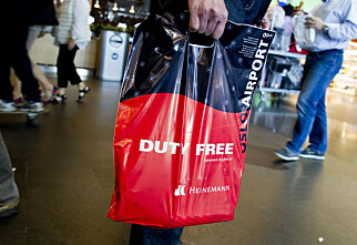 - Taxfree-vedtak kan gi økt tobakkssalg