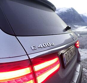 image: Muligens den beste Mercedesen vi har testet