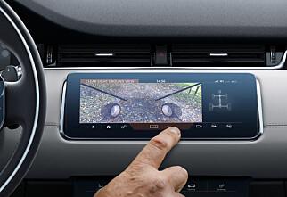 Helt ny kompakt Range Rover
