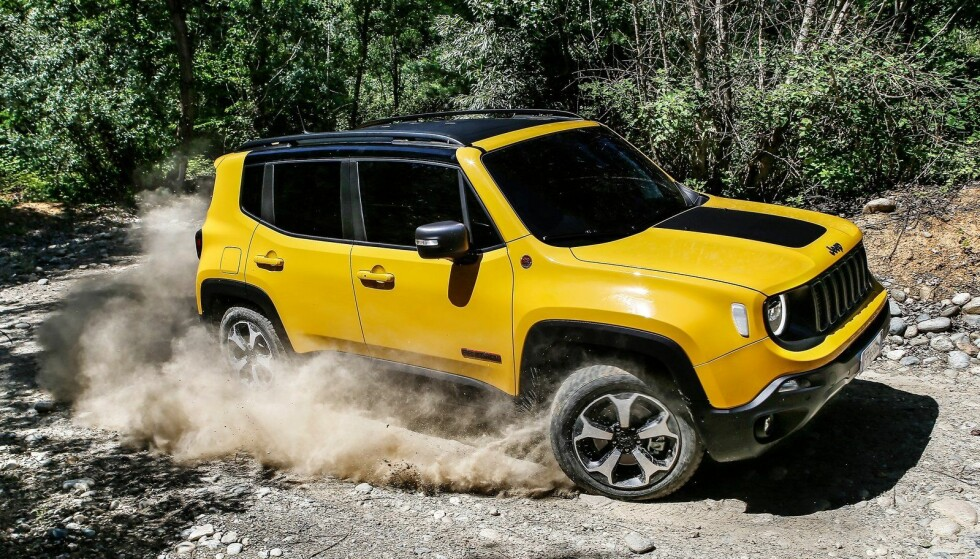 JEEP RENEGADE: Foto: Press
