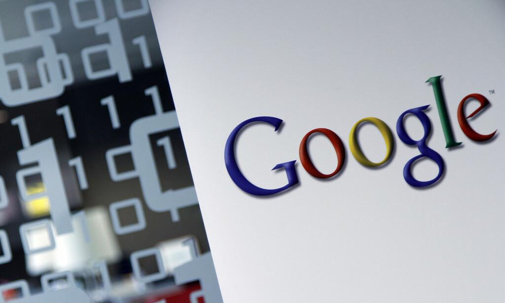 GOOGLE: De står bak en rekke, fantastiske produkter, men mange av Googles tjenester er blitt lagt ned. Foto: P Photo/Virginia Mayo.