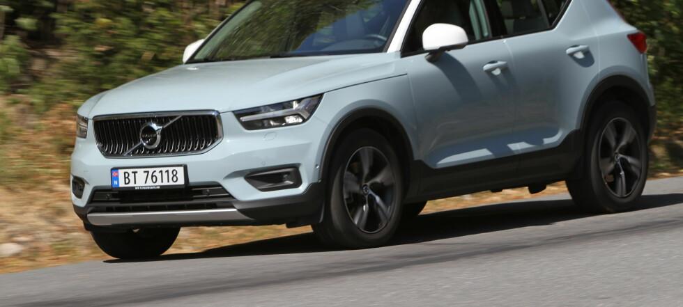 Helt slutt på diesel for Volvo