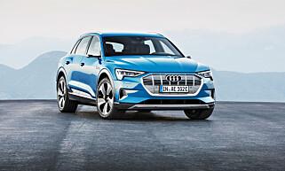 DISKET: Audi e-Tron. Foto: Audi