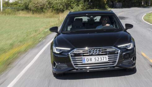 DISKET: Audi A6. Foto: Jamieson Pothecaray