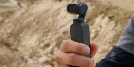 Droneselskap med oppsiktsvekkende kameranyhet