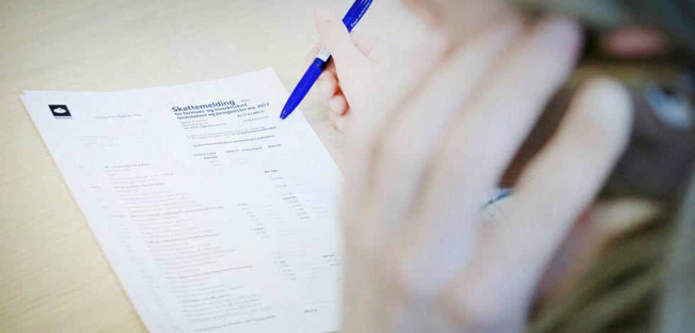 image: Over 400 personer har testet ny skattemelding. Her ser du hvordan det gikk