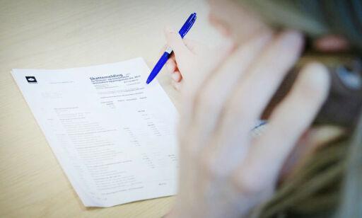 image: Over 400 personer har testet ny skattemelding. Her se du hvordan det gikk