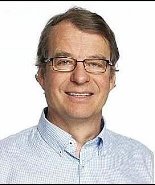 LUKTSPESIALIST: Kolbjørn Mohn Jenssen, daglig leder ved MYCOTEAM AS. Foto: MYCOTEAM.