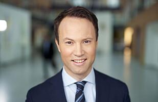 Bård Bringedal, investeringsdirektør i Storebrand Kapitalforvaltning. Foto: CF Wesenberg/Kolonihaven.