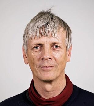 TÅLMODIG: For å bli kvitt skjeggkre, må man ha tålmodighet, mener biolog Stein Norstein i Anticimex. Foto: Anticimex